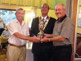 Newport win the Cochran Cup 2011